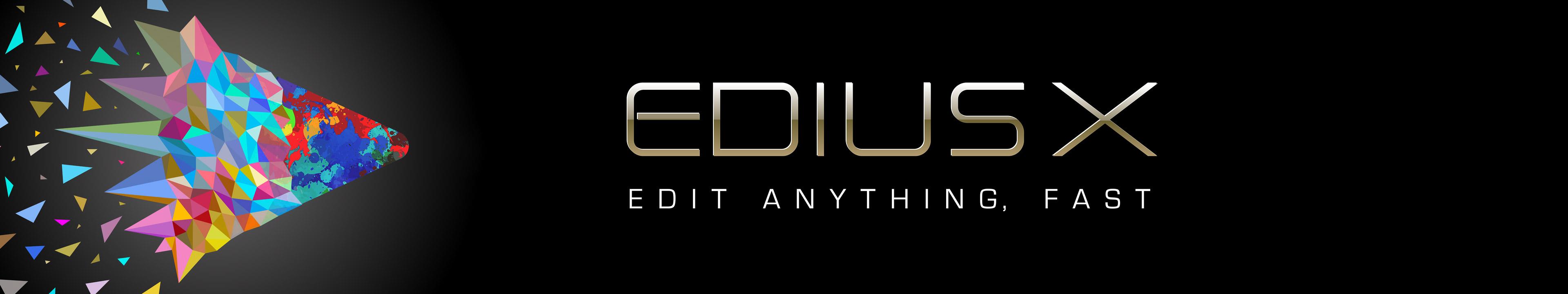 EDIUS X